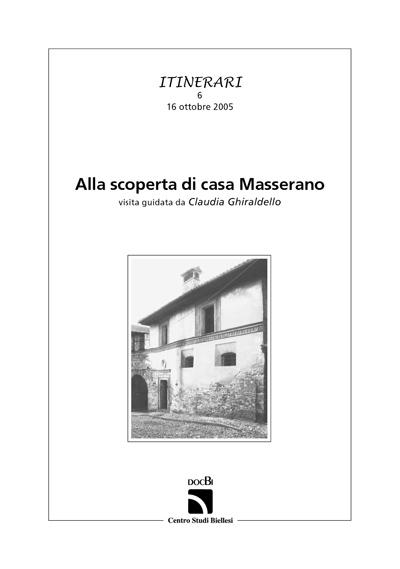 Alla scoperta di casa Masserano
