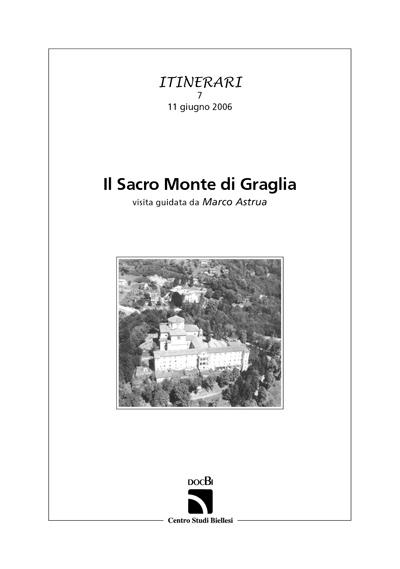 Il Sacro Monte di Graglia
