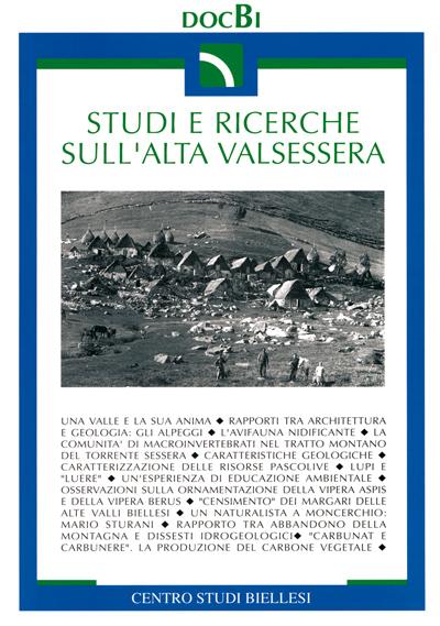 Studi e ricerche sull'Alta Valsessera