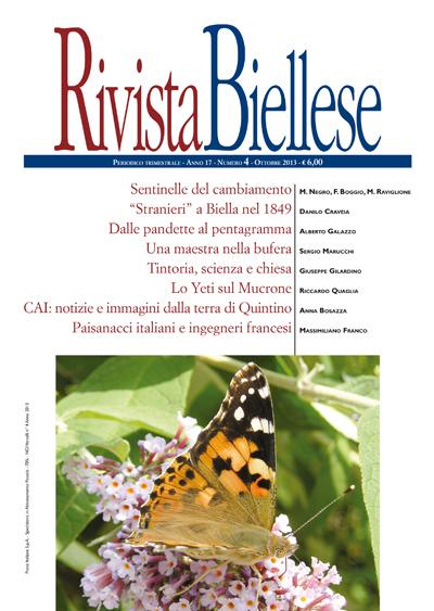 Rivista Biellese - Ottobre 2013