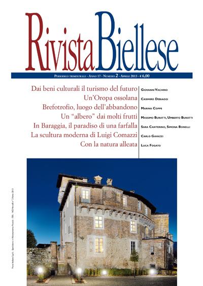 Rivista Biellese - Aprile 2013