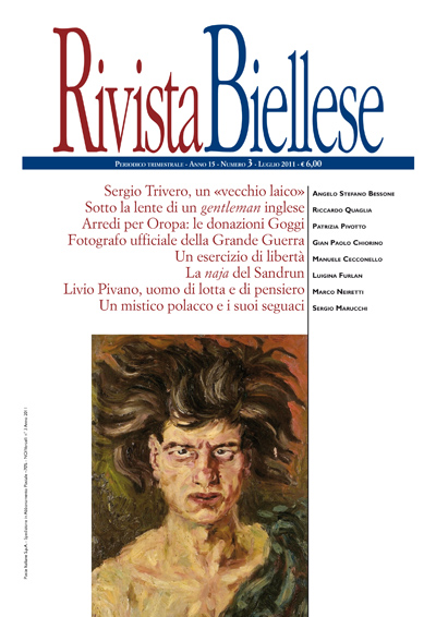 Rivista Biellese - Luglio 2011