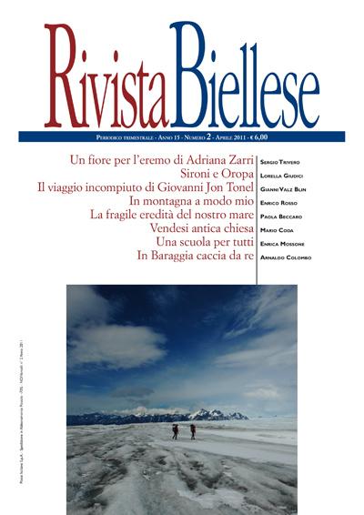 Rivista Biellese - Aprile 2011