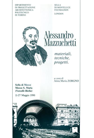 Alessandro Mazzuchetti: materiali, tecniche, progetti