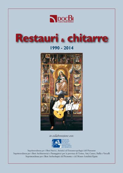 Restauri e chitarre 1990 - 2014