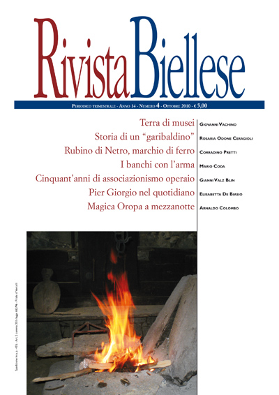 Rivista Biellese - Ottobre 2010