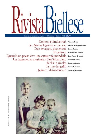 Rivista Biellese - Gennaio 2010