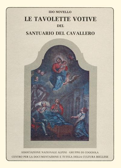 Le tavolette votive del santuario del Cavallero