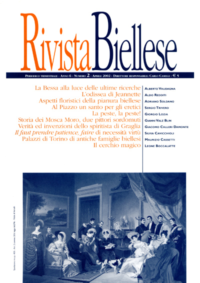 Rivista Biellese - Aprile 2002