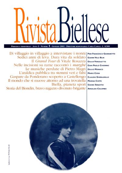 Rivista Biellese - Gennaio 2001