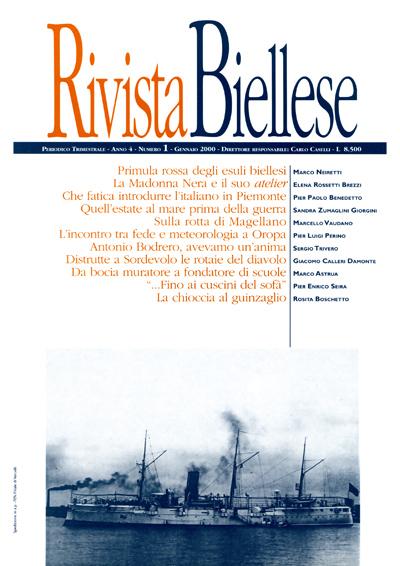 Rivista Biellese - Gennaio 2000