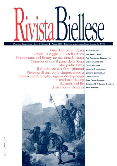 Rivista Biellese - Aprile 1999