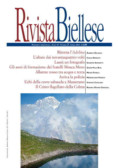 Rivista Biellese - Aprile 2015