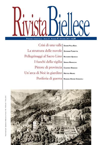 Rivista Biellese - Ottobre 2015