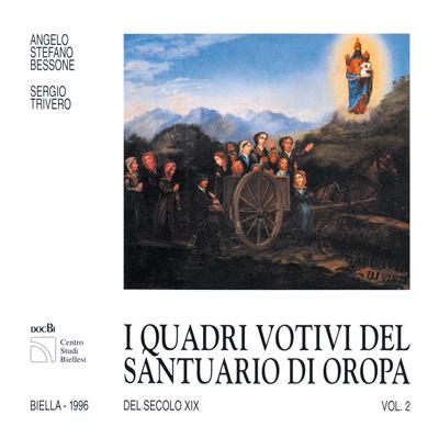 I quadri votivi del santuario di Oropa del XIX secolo