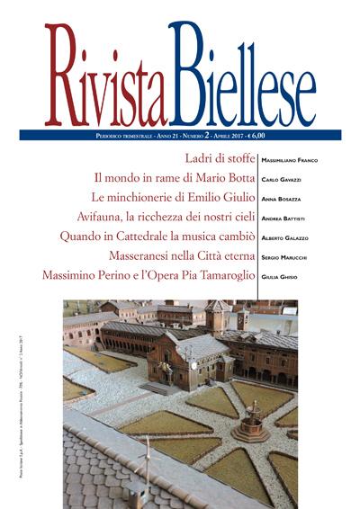 Rivista Biellese - Aprile 2017