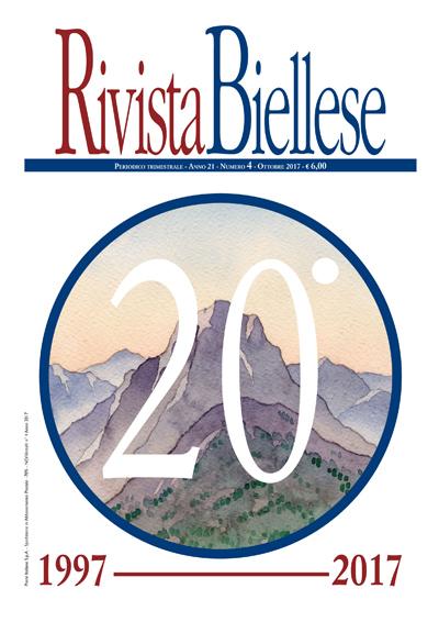 Rivista Biellese - Ottobre 2017
