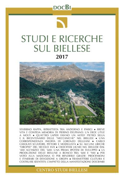 Studi e ricerche sul Biellese - Bollettino 2017