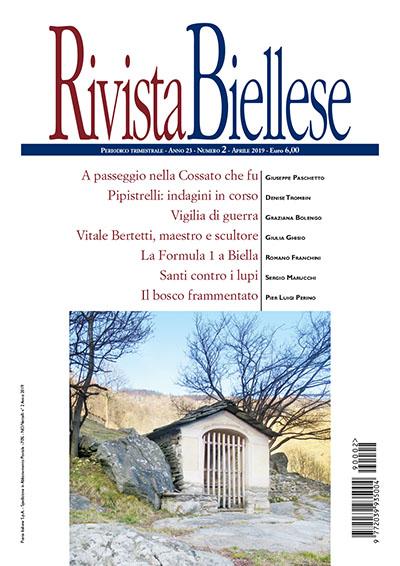 Rivista Biellese - Aprile 2019