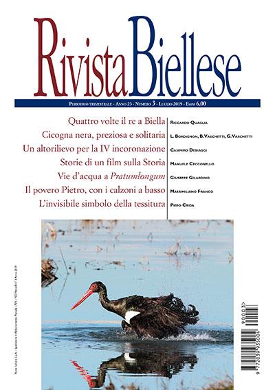 Rivista Biellese - Luglio 2019