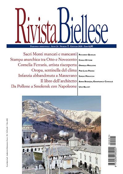 Rivista Biellese - Gennaio 2020