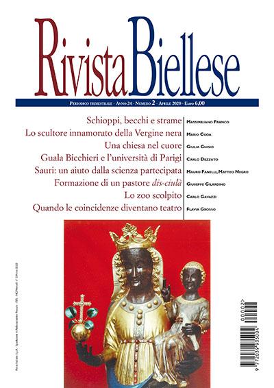 Rivista Biellese - Aprile 2020