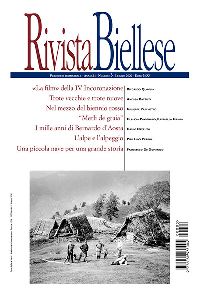 Rivista Biellese - Luglio 2020