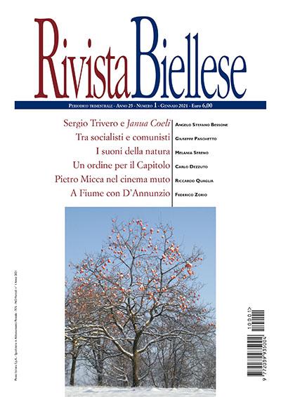 Rivista Biellese - Gennaio 2021