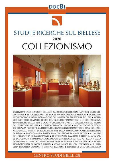 Studi e ricerche sul Biellese: COLLEZIONISMO - Bollettino 2020