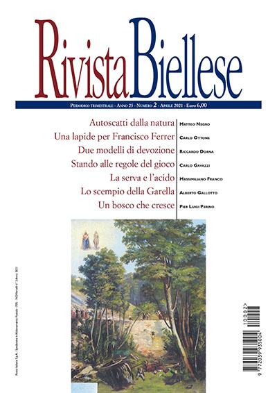 Rivista Biellese - Aprile 2021