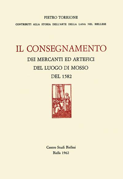 Il consegnamento dei mercanti e artefici del luogo di Mosso nel 1582