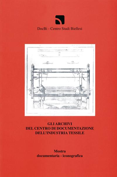 Gli archivi del Centro di documentazione dell'industria tessile