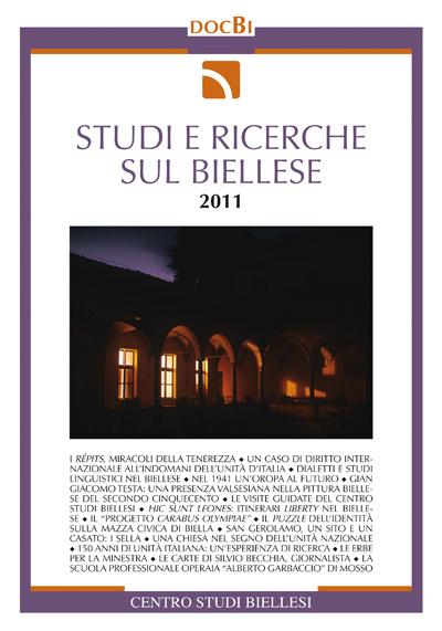Studi e ricerche sul Biellese - Bollettino 2011