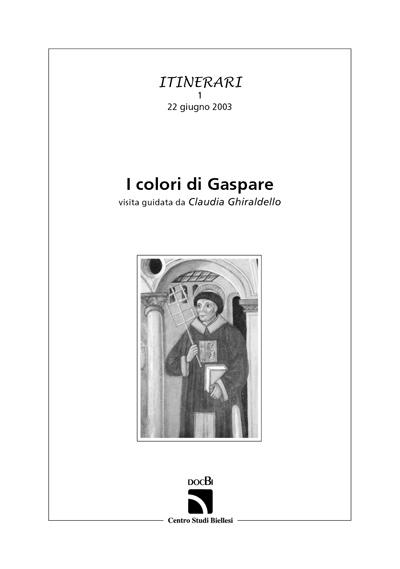 I colori di Gaspare