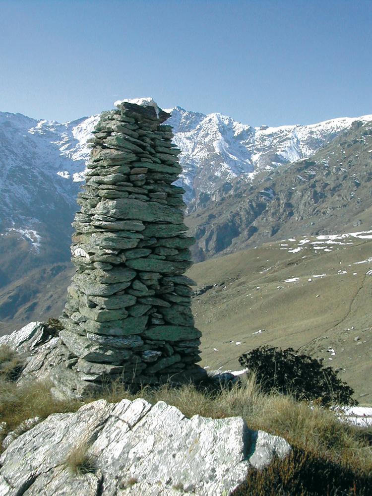 <b>&quot;Mongioia&quot; nei pressi dell&#039;alpe Chiavari</b><br />foto Alberto Vaudagna