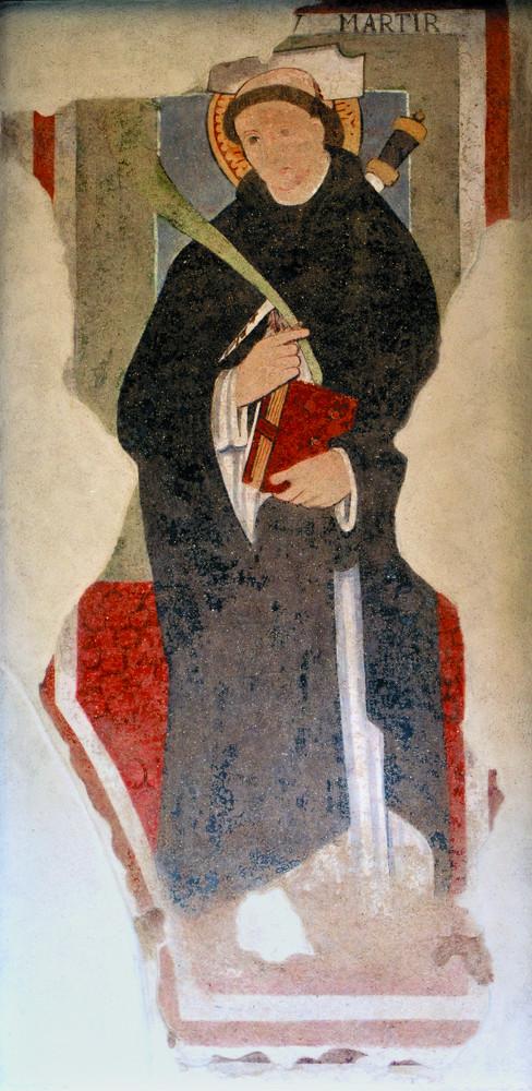 <b>San Pietro martire</b><br />(Biella Piazzo, via A. Avogadro di Quaregna 9)