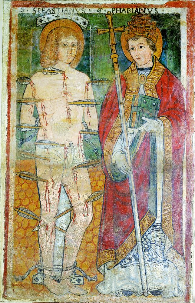 <b>S. Sebastiano e S. Fabiano</b><br />(Candelo, via S. Sebastiano 6)