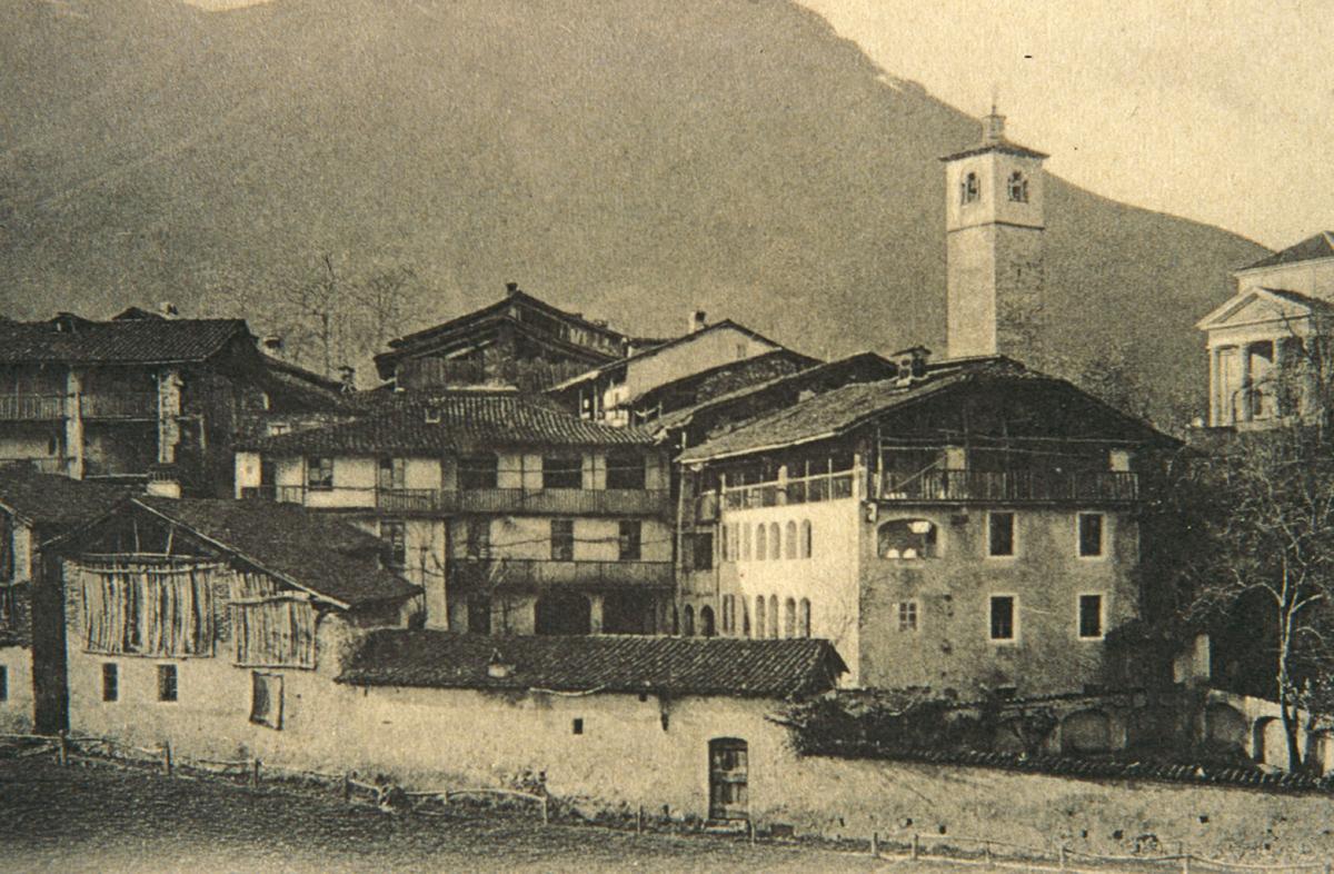 <b>Castagnea, lanificio domestico</b><br />