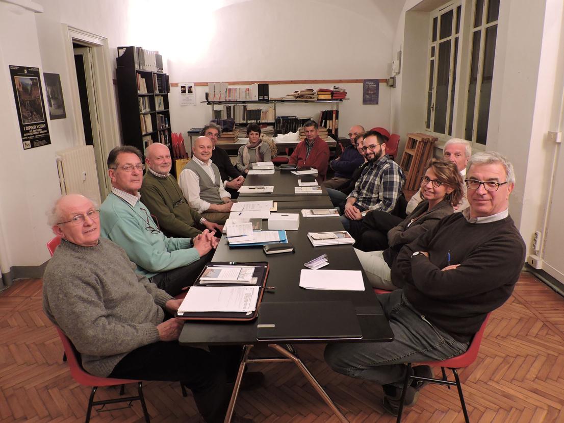 <b>Sede di Biella, 11 aprile 2016: la riunione del Consiglio direttivo del DocBi</b><br />