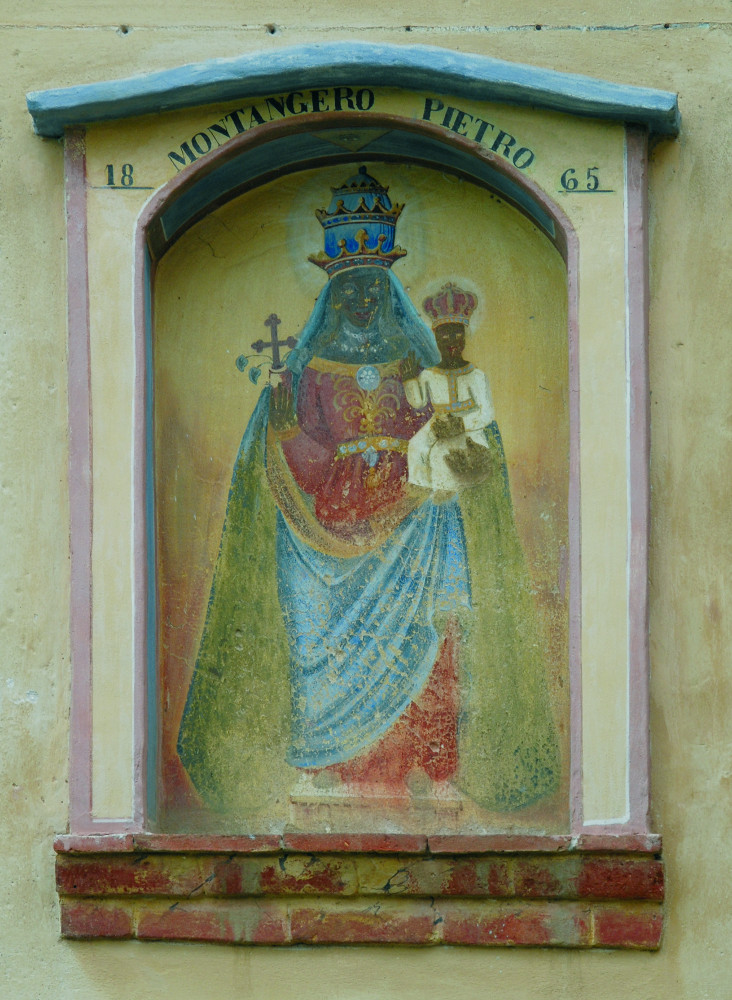 <b>Madonna di Oropa</b><br />(Curino, fraz. Montangero)