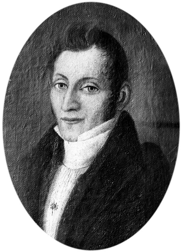 <b>Pietro Sella (1784-1827), olio su tela (collezione privata)</b><br />
