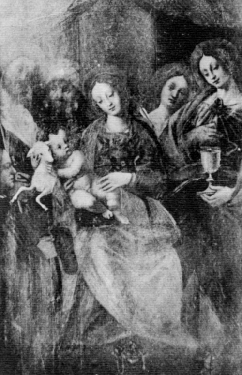 """<b>""""Tavola di Bernardino Lanino (S. Stefano Nuovo)"""" (ROCCAVILLA 1905)</b><br />foto Alessandro Roccavilla"""