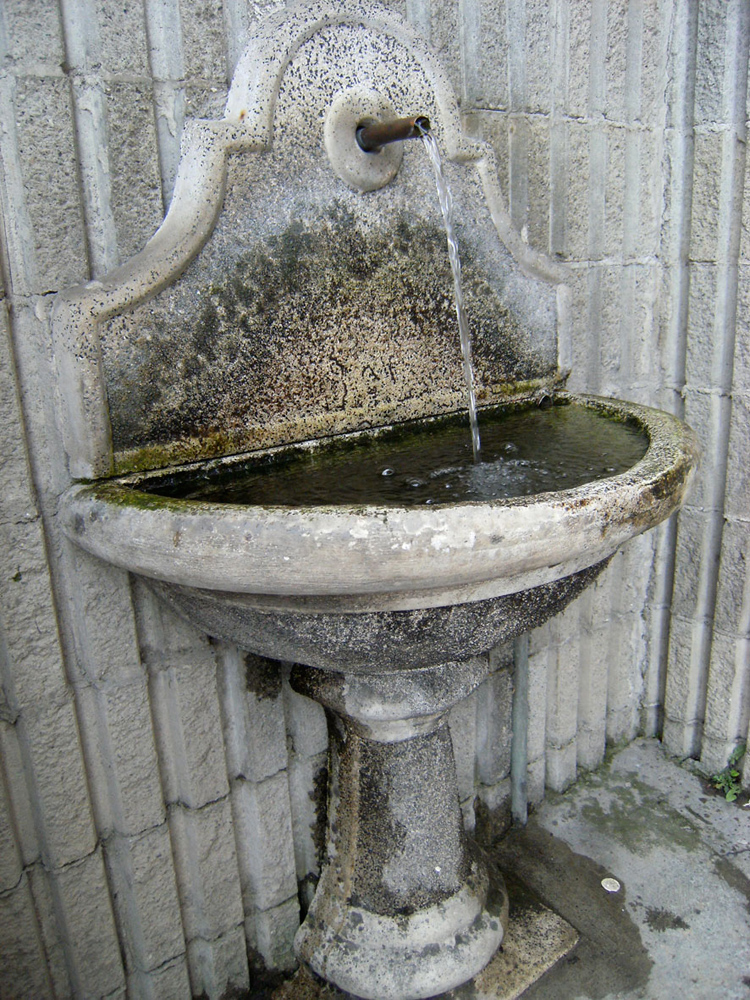 "<b>Mosso, la ""fontanina""</b><br />"