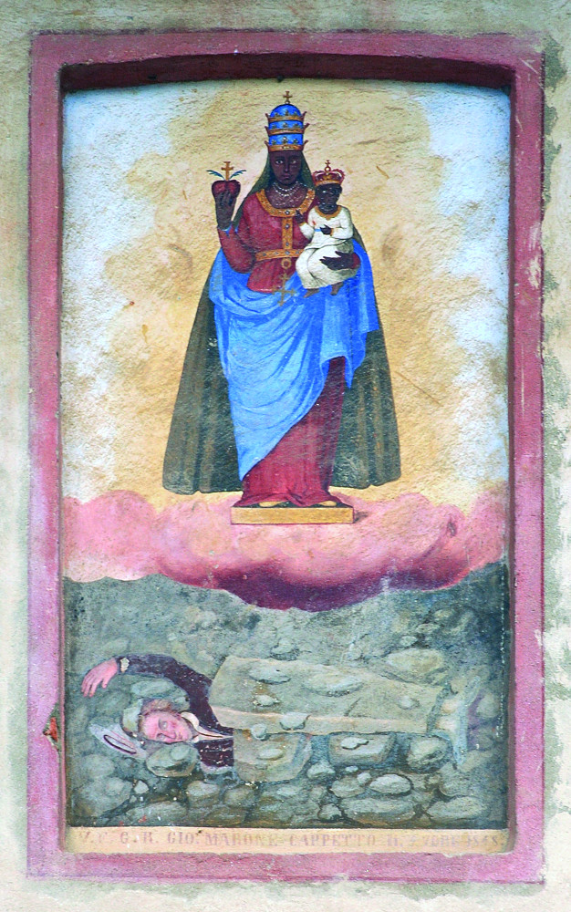 <b>Madonna di Oropa</b><br />(Trivero, fraz. Barbato)